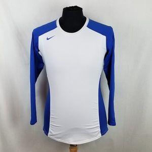 Nike Dri Fit L/S Compression Shirt Sz M